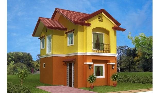 Galia Two Storey Single Detached House in Lapu lapu