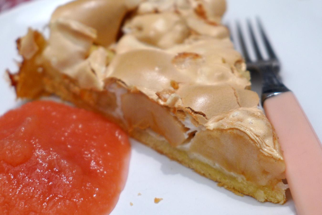 Apple Baum Cake