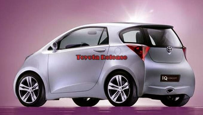 2015 Toyota IQ Concept Car and Driver