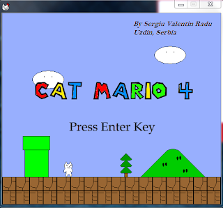 MrDrizk Blog - Game Cat Mario 4 | SoftDrizk,Inc