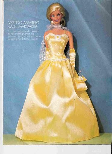 Как сделать красивую платья для куклы