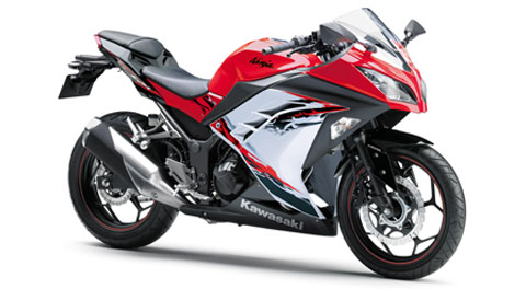 All New Ninja 250 Tampilan Baru Motor Sport injection Kawasaki