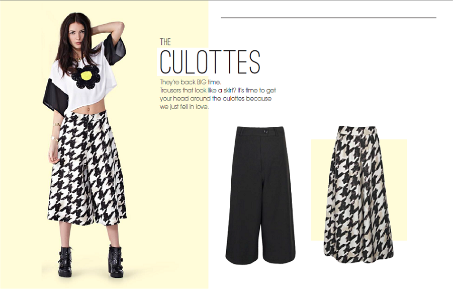 culottes, boohoo, 2014 trends, cute, 2014 autumn, fashion trends