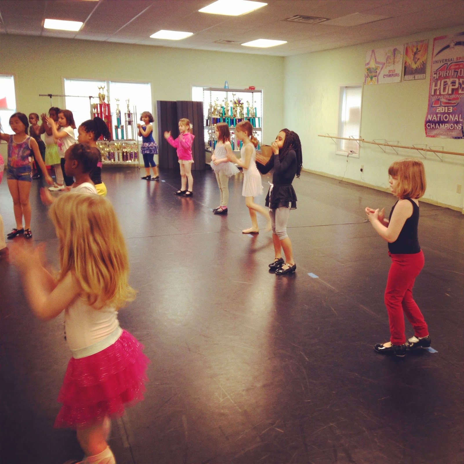 charlotte dance classes tap ballet jazz