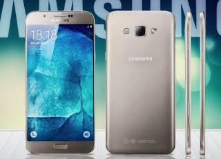 Harga Samsung Galaxy A8, Smartphone Canggih Desain Tipis