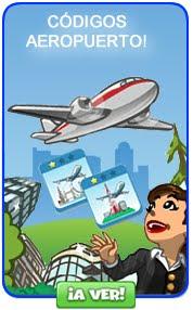 Códigos Aeropuerto