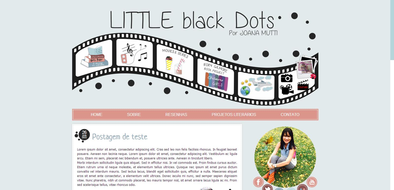 Little Black Dots