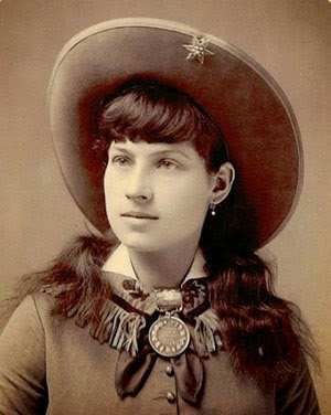 ANNIE OAKLEY: FALSE REPORTS OF SCANDAL