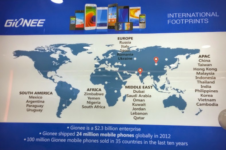 Gionee International
