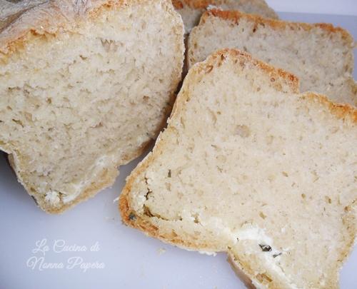 pane farcito con feta