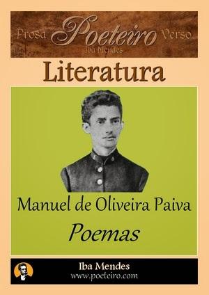 Poemas de Manuel de Oliveira Paiva