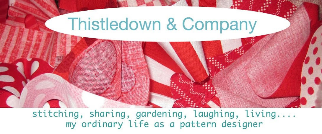 Thistledown and Company quilts