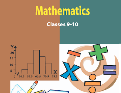 nctb math book of class 9-10