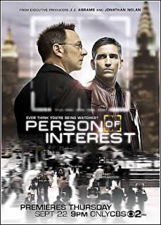 Person of Interest 1 Temporada