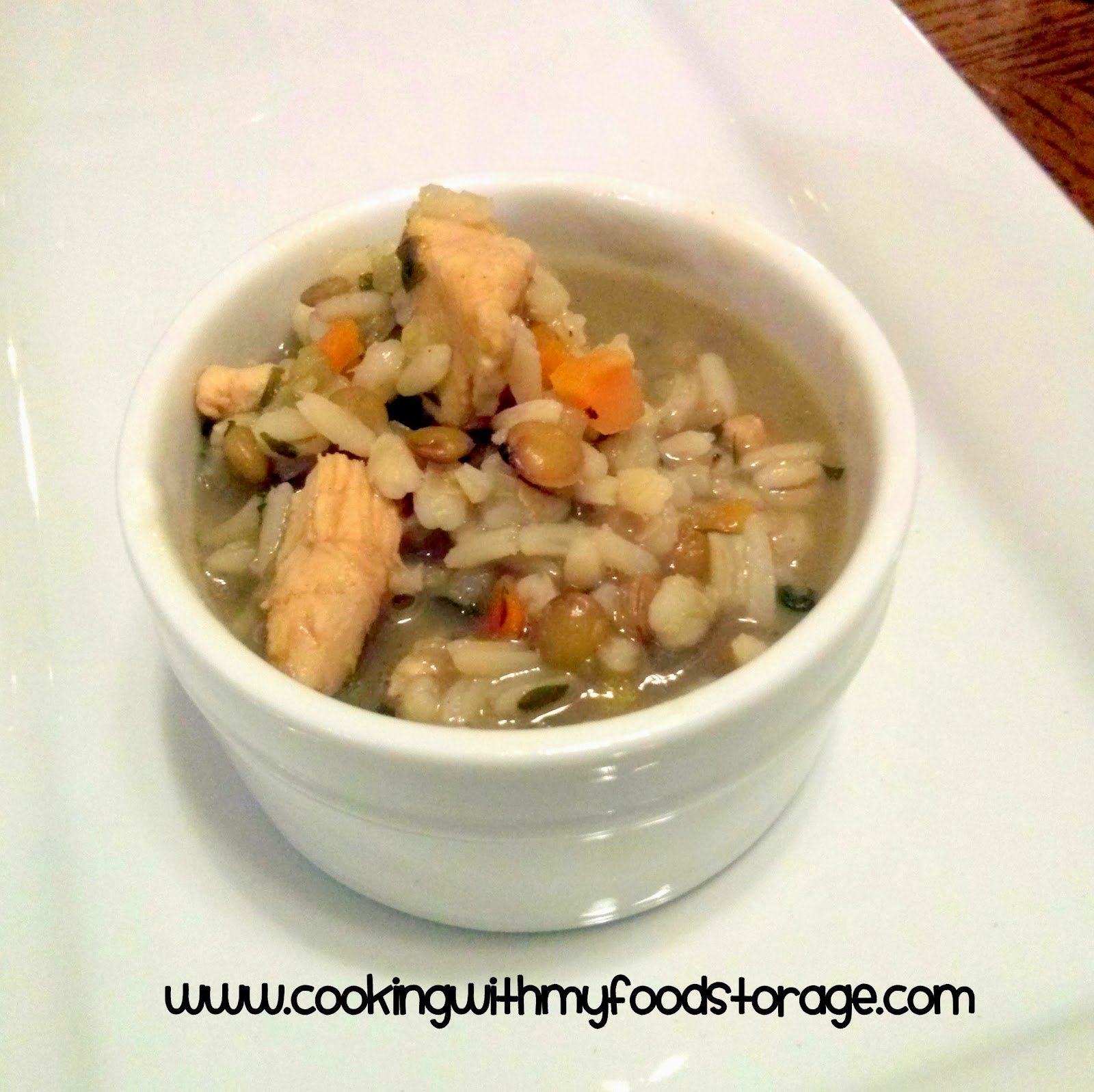 Cooking With My Food Storage Meals In A Jar Monday Multi