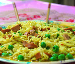 Do you have two minutes for Maggi?