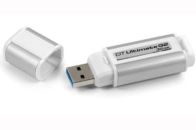 Kingston DataTraveler Ultimate 3.0 G2 usb 3.0 flash drive review