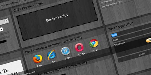 CSS3-Transitions-online-genrator