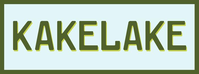 KAKELAKE GALLERY/BOOKS