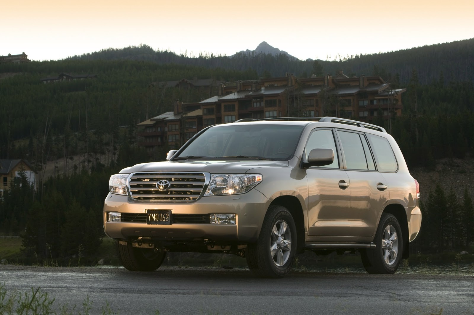 Cars Gto Toyota Land Cruiser 2009