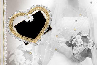 marco foto boda