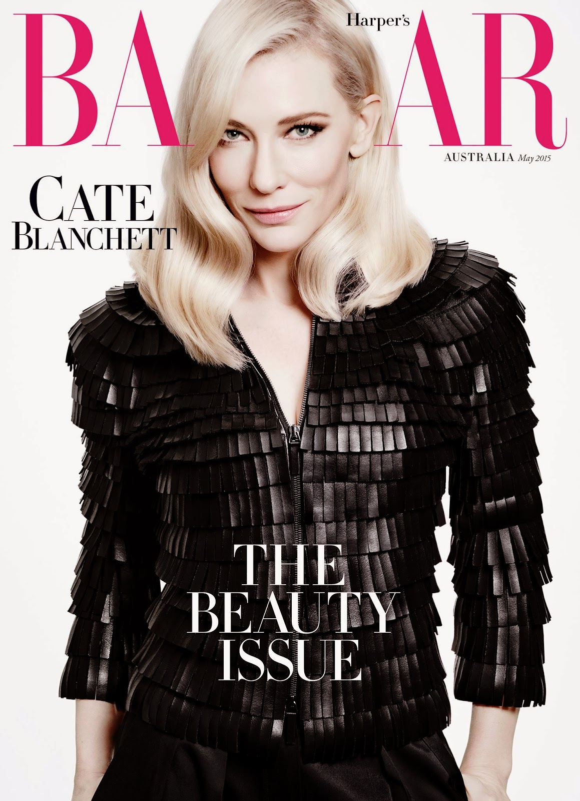 Actress @ Cate Blanchett - Harper's Bazaar Australia, May 2015