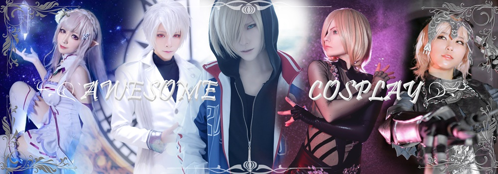 Cosplayer in The World