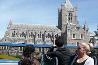 dublin city-sightseeing-bustour
