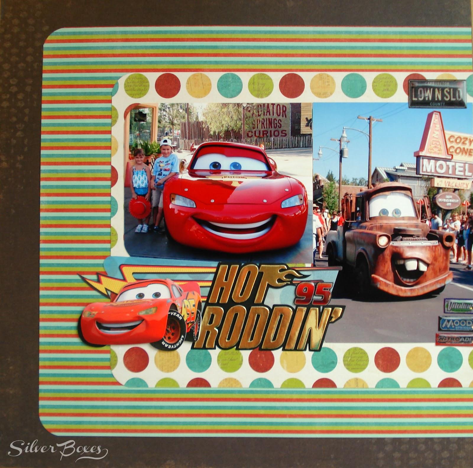 Disney scrapbook ideas -  Cue Disney Music M I C K E Y M O U S E As You Enjoy My Version Of The Slide Show