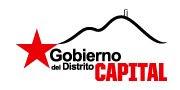 GOBIERNO DEL DISTRITO CAPITAL