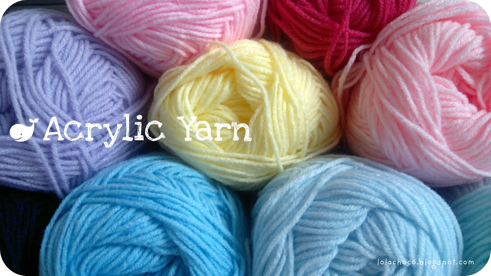acrylic yarn this yarn is 100 % acrylic so enjoy
