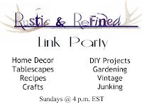 Link Party - for bloggers. Home Decor, Tablescapes, Recipes and much more