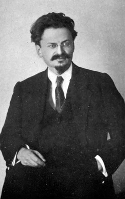 LEON TROSKY Lev Davídovich Bronstein