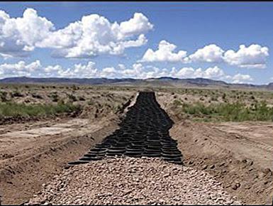 Новейшая технология строительства дорог