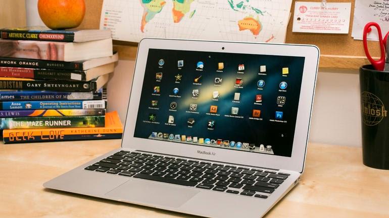 Apple MacBook Air 11-inch (Mid 2013)