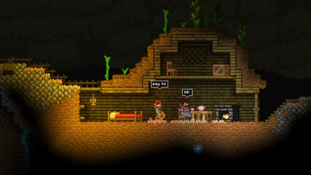 Starbound Early Access screenshots