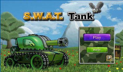 Swat Tank Game on StarfallGamer.com