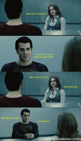Funny Superman images