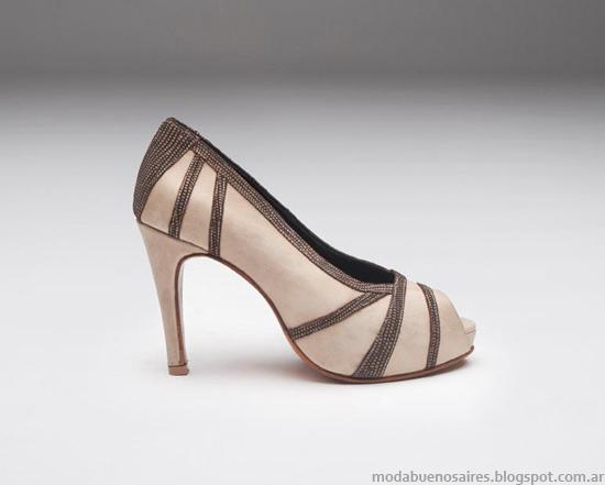 Zapatos de mujer fiesta invierno 2013