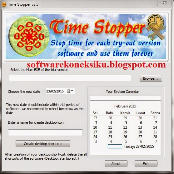 Time Stopper 4 Cracker - softtvsoftview