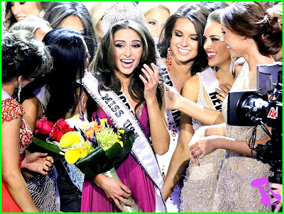 Miss USA 2012 Rhode Island's Olivia Culpo