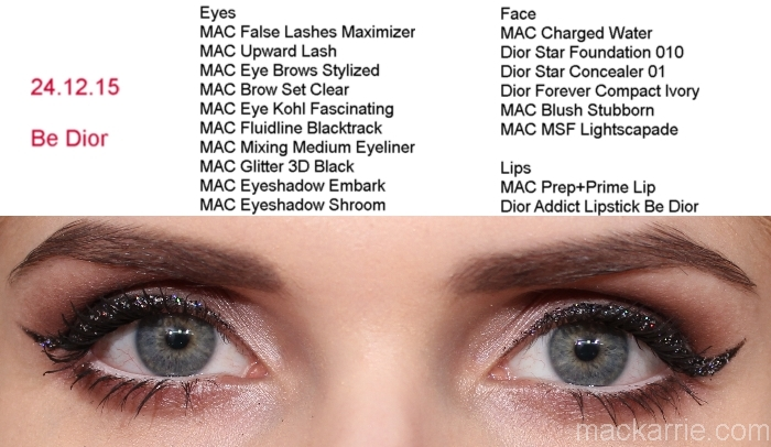 erst eyeliner oder lidschatten