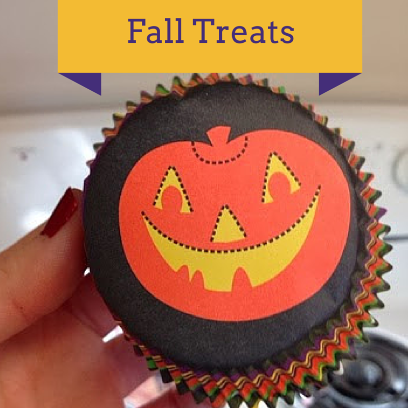 Fall Treats from Katy's Kitchen
