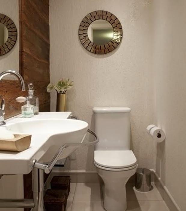 decoracao interiores banheiros pequenos: Santos – Designer de Interiores: Dicas Para Decorar Banheiros Pequenos
