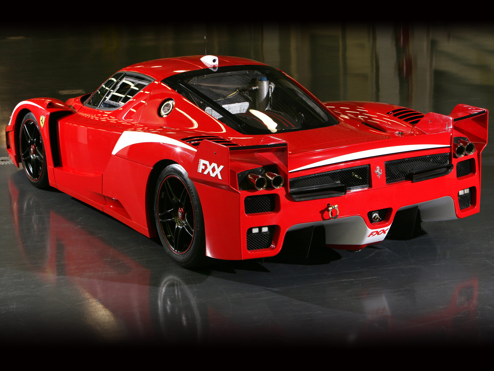 Gambar Mobil Ferrari Fxx Evolution 2008