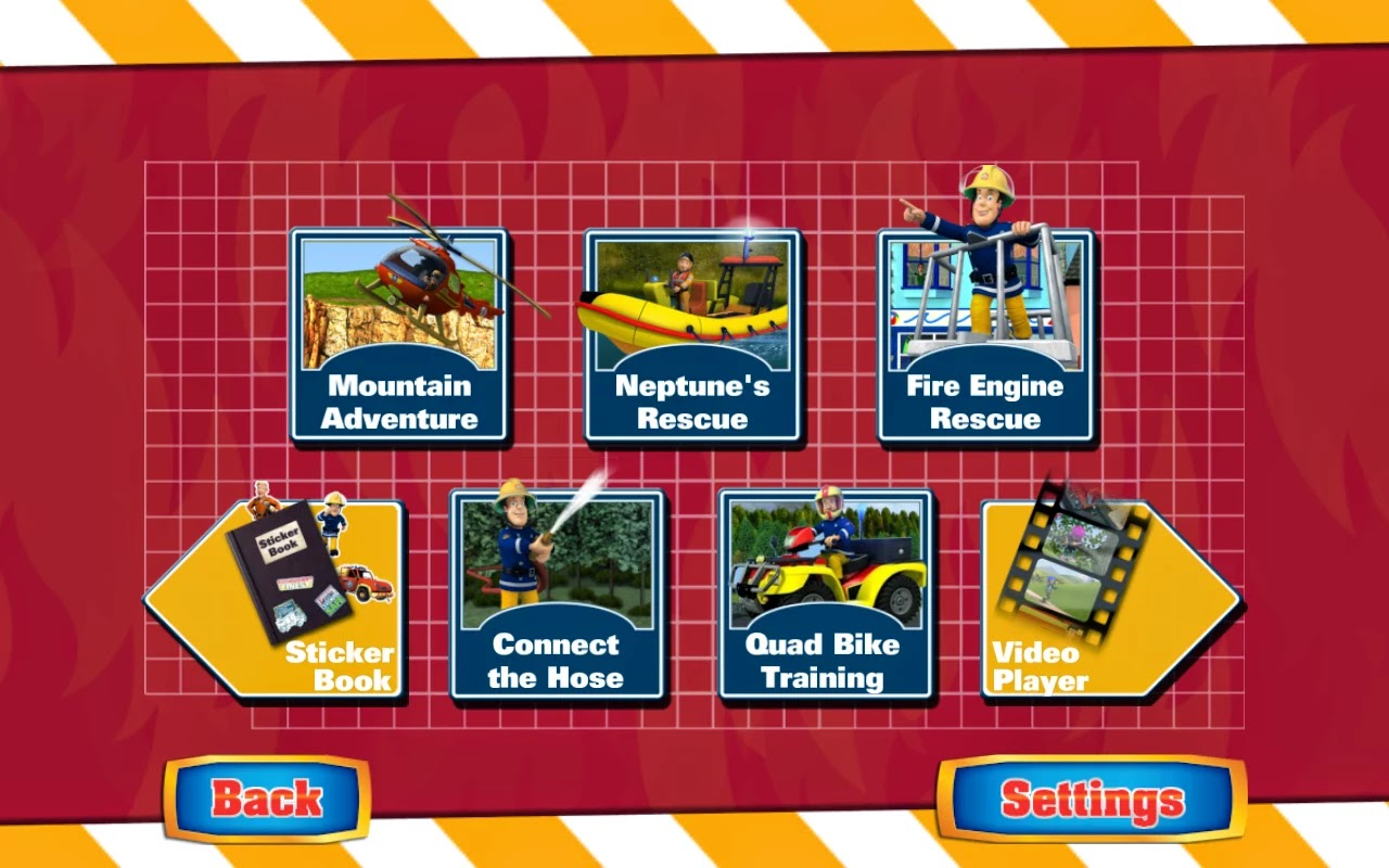 Fireman Sam 2 - Fire and Rescue v1.0