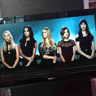 New PLL Opening Sequence with Five Liars: Hanna, Emily, Alison, Aria and Spencer