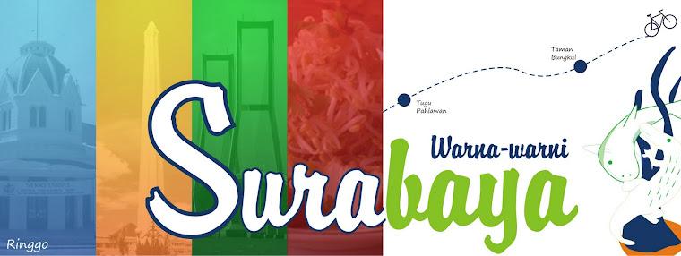warna-warni surabaya