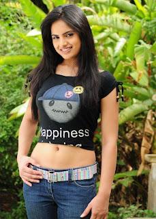 Ritu Kaur Hot Navel Stills