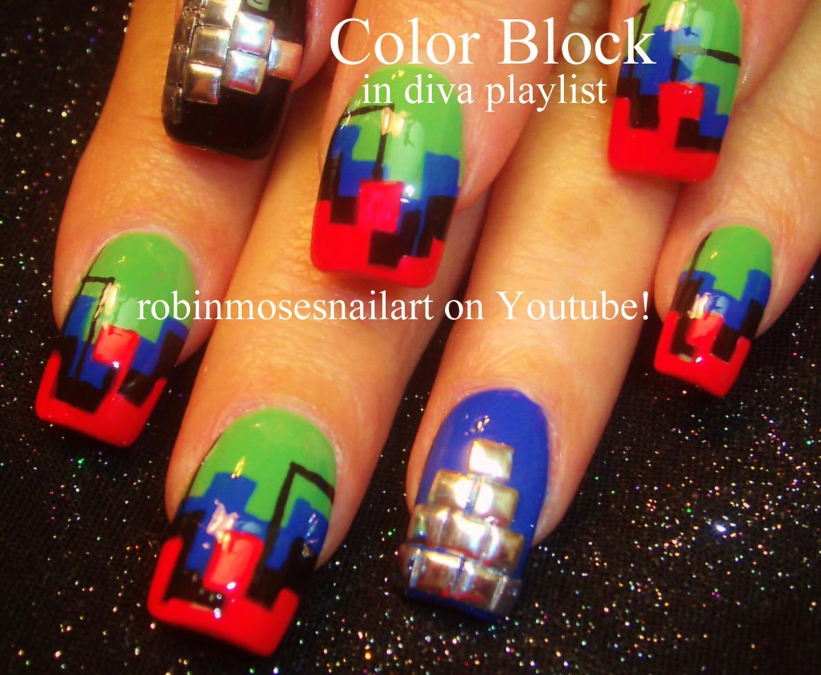 Robin moses nail art cute nail art nail art color block cute nail art nail art color block nails taupe nail art beautiful nail art elegant nail art nail art with studs studded nails dripping in prinsesfo Image collections